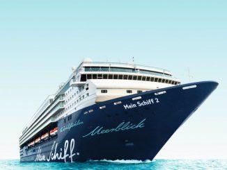Mein Schiff 2 macht auf der World Club Cruise 2017 auch auf Ibiza Station (Foto: TUI Cruise)
