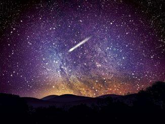 So viel Sternschnuppen wie heute Nacht gibt es selten. Auf Ibiza sind sie besonders gut zu sehen. (Foto: Stockunlimited)