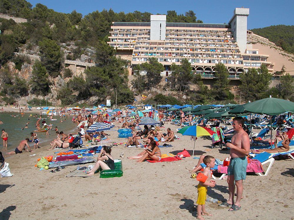Ibiza Karte Strande.Blaue Flagge Dieses Jahr Fur Acht Strande Auf Ibiza Vergeben